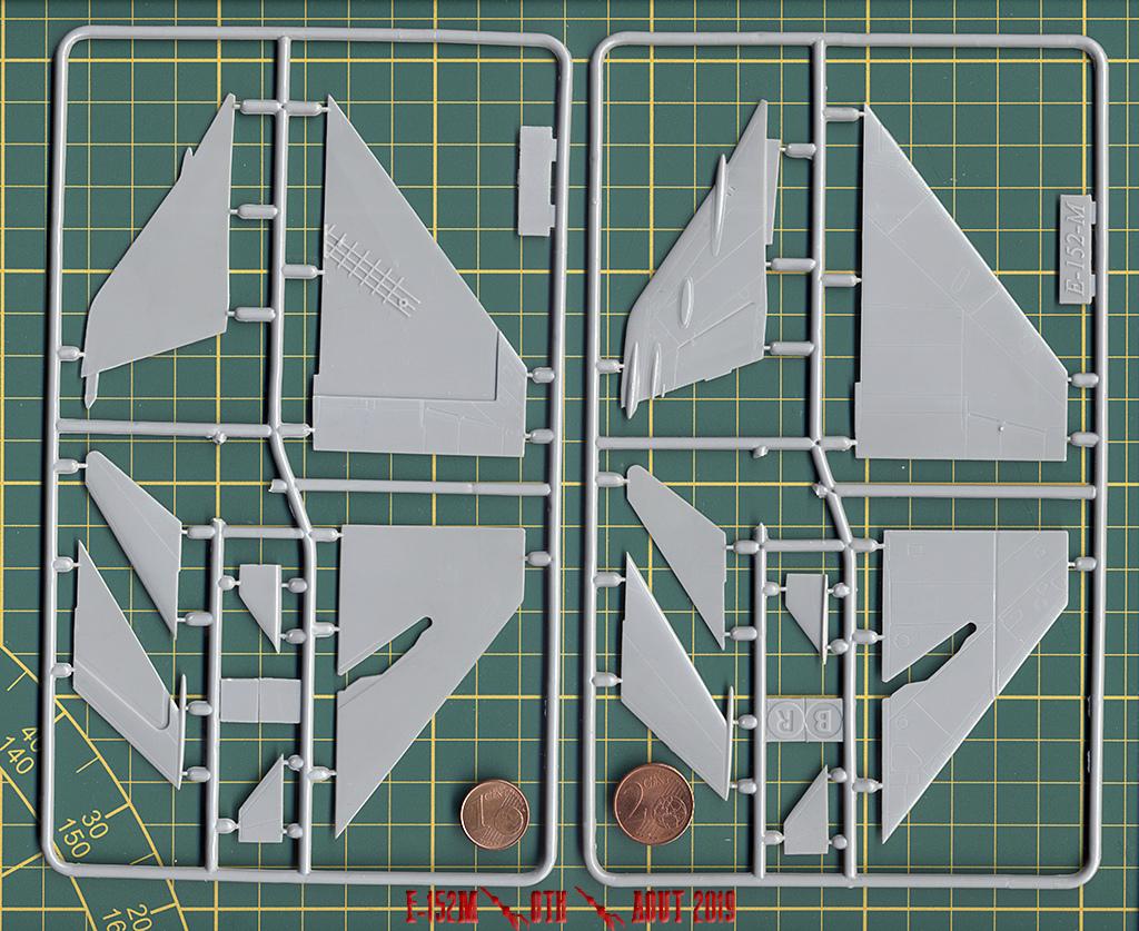 Mikoyan-Gourevitch E-152M  - Modelsvit #72030 - 1/72ème. Revue_15
