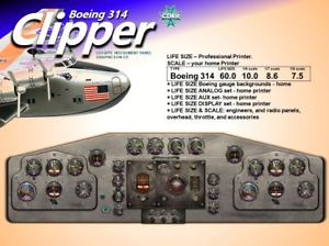 "Boeing 314 ""Dixie Clipper"" 1939-1950 (/1/144 Minicraft) - Page 2 S-l30011"