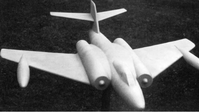 Moule maîtresse du AVRO CF-105 ARROW au 1/48 ! Swept_10
