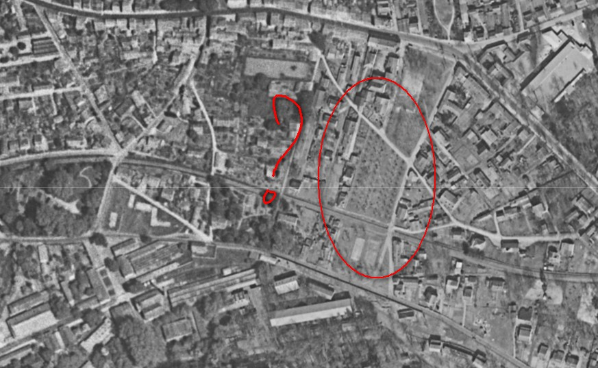 Identification/Localisation d'un cimetière de guérilleros espagnols 2018-022
