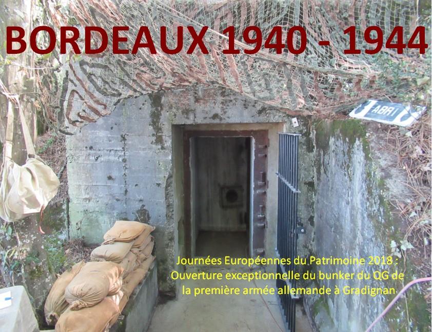 BORDEAUX-AQUITAINE 1940-1944