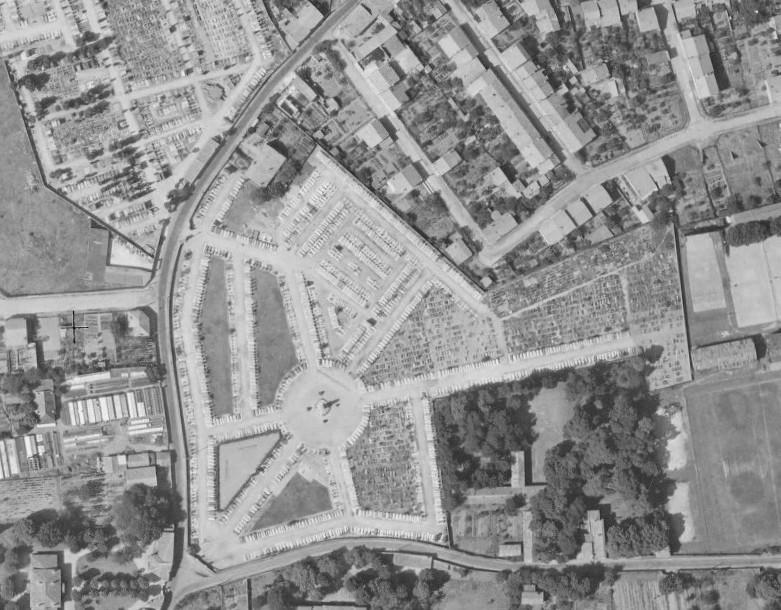 Identification/Localisation d'un cimetière de guérilleros espagnols 310