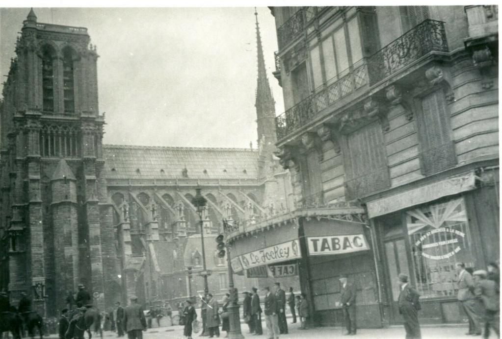 La Cathédrale de Paris brûle   S-l16010