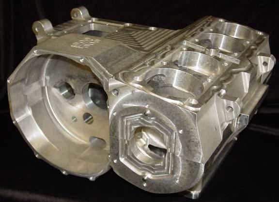Kawa H2 carters moteurs taillés dans la masse boite 6 etc Studio11