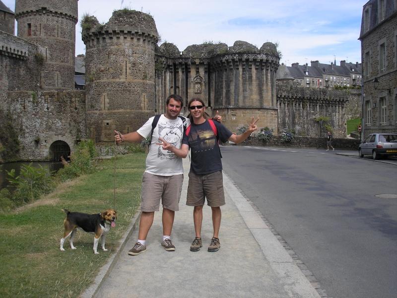 Vacances 2009, Bretanya i Normandia. 33710