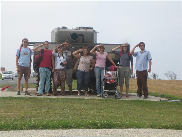 Vacances 2009, Bretanya i Normandia. Getatt11