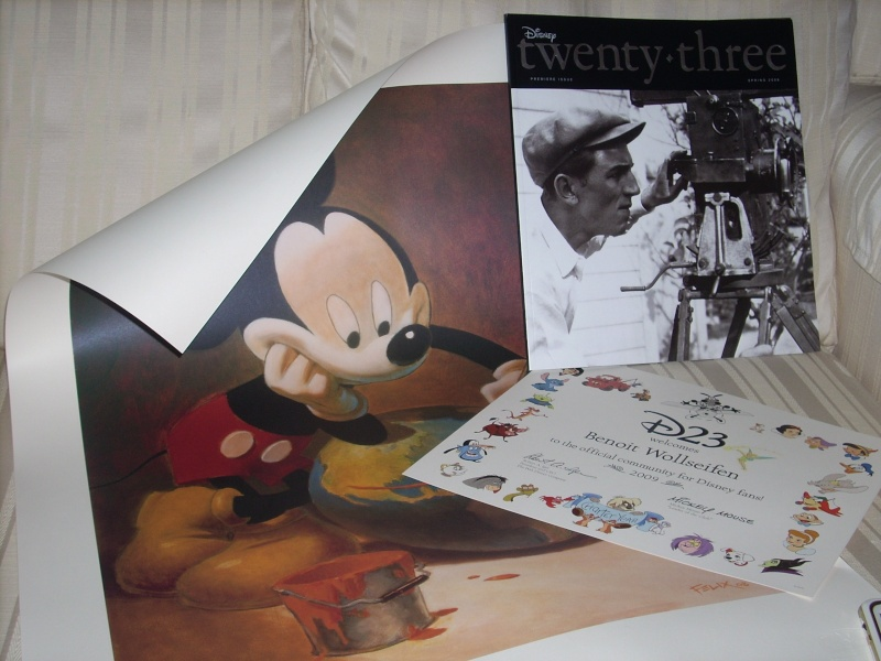 Disney Twenty Three (D23) : le magazine - Page 2 D2310