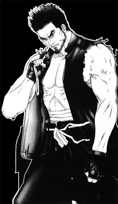 Cosplay Kaze- Gantz ( salón del manga BCN 09) Kazean10