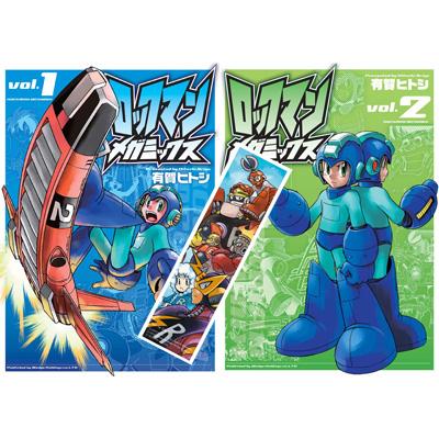 El Megaman más clásico regresa al manga con la reedición del aclamado Rockman Remix, se habla de secuela Megama10