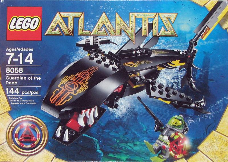 [LEGO] Lego Atlantis et Ben10 sur le shop Lego.com - Page 2 8058-110