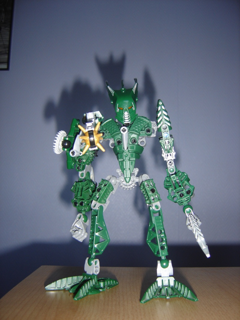 [MOC] Les bionicles 2010 du Forum - Page 2 Aranu11