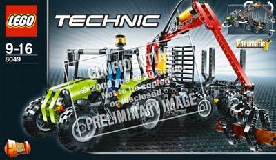 [Lego] LEGO TECHNIC Techni10