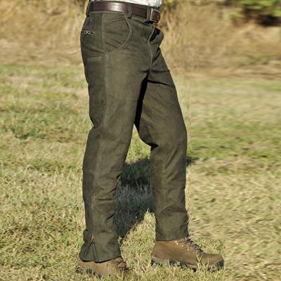 pantalon de chasse cuir ...votre avis Cuir10