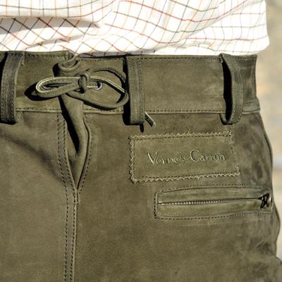pantalon de chasse cuir ...votre avis Cuir210