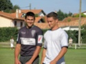 Match amical BTS/Hagetmau P8290034