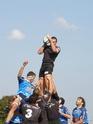 Photos du match à Habas P9270053