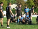 Photos du match à Habas P9270114