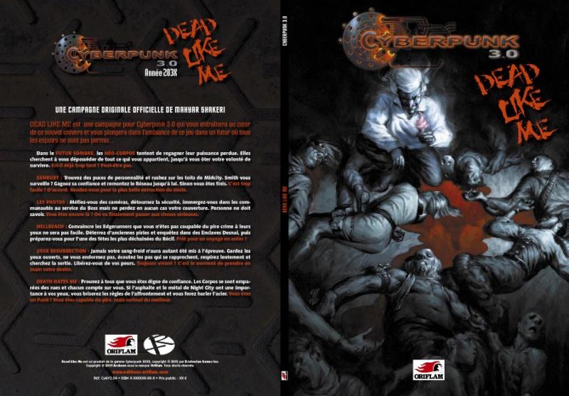 [JEU DE ROLE] Cyberpunk 203X la nouvelle édition française Deadli11