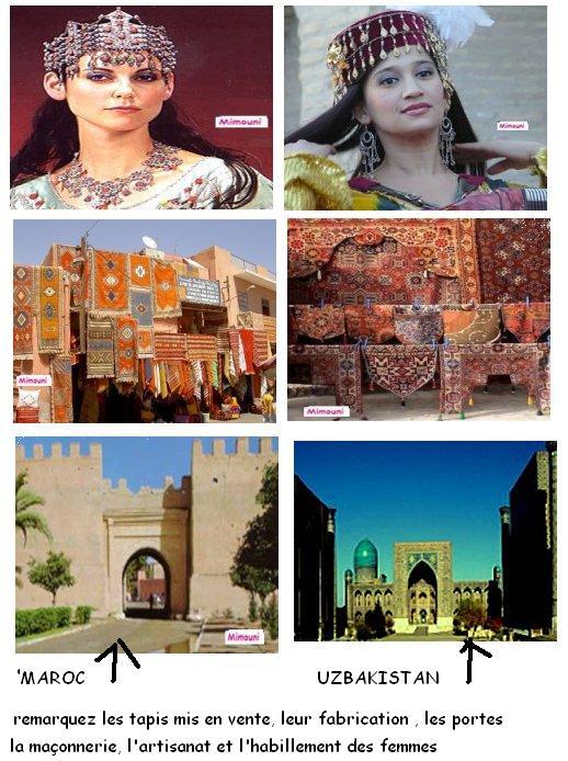 تراث امازيغي في أزباكستان Mimoun14