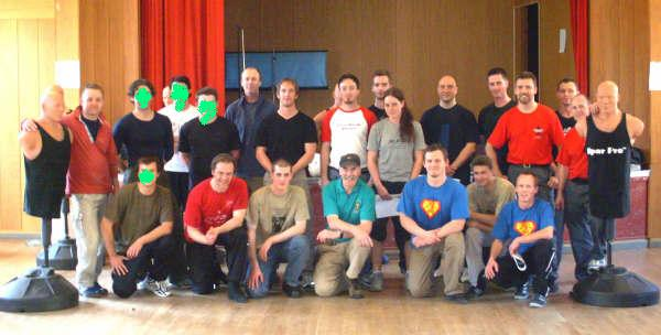 Norway seminar 2007- AAR Group211