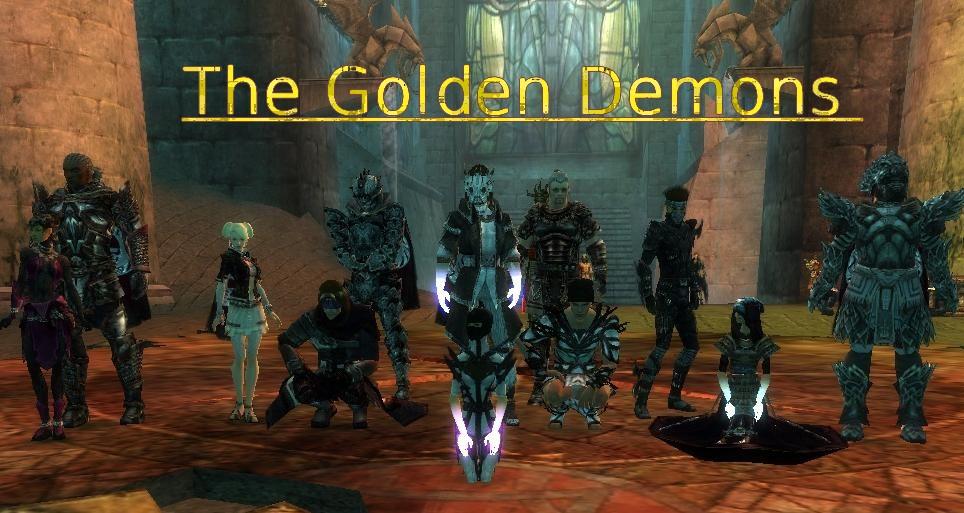 Forum Officiel de la guilde The Golden Demons