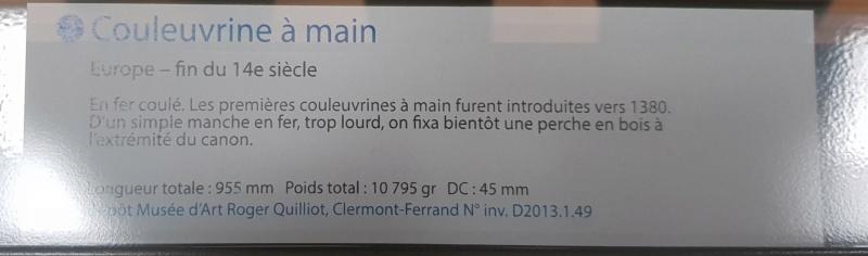 Bombardes du musée d'art et d'industrie de Saint Etienne 20190111