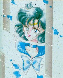 Sailor Moon Mercur10