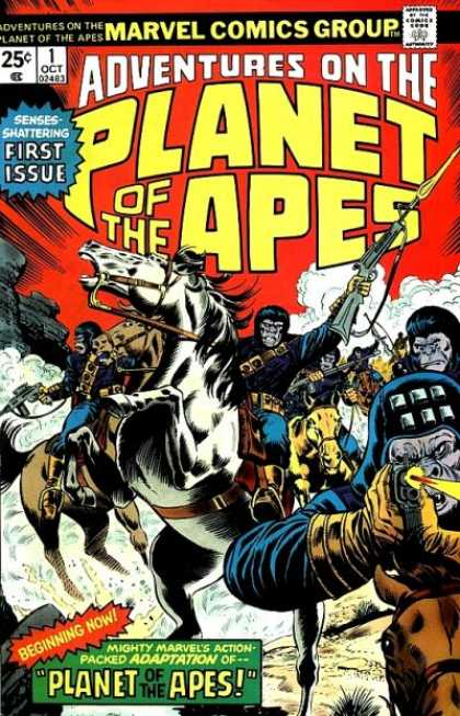 #01 La planète des singes 1-610