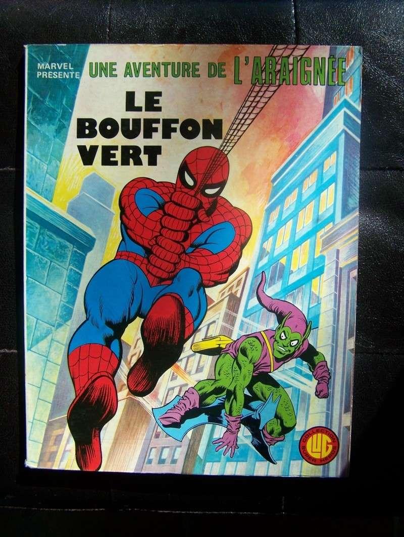 """#01 Une aventure de l'araignée """"Le Bouffon Vert"""" 100_3917"""