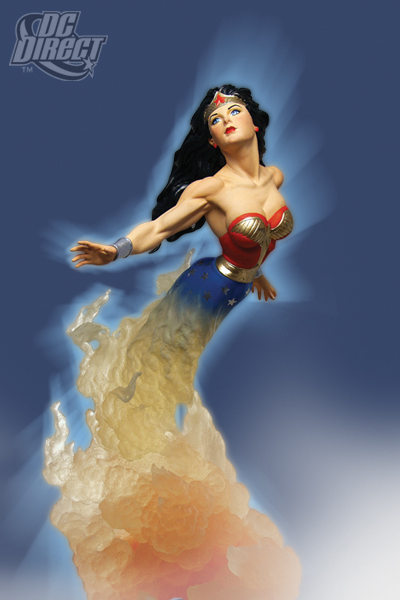 DC DYNAMICS: WONDER WOMAN Statue 12578_10