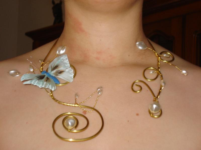 collier de la futur mariée Collie10