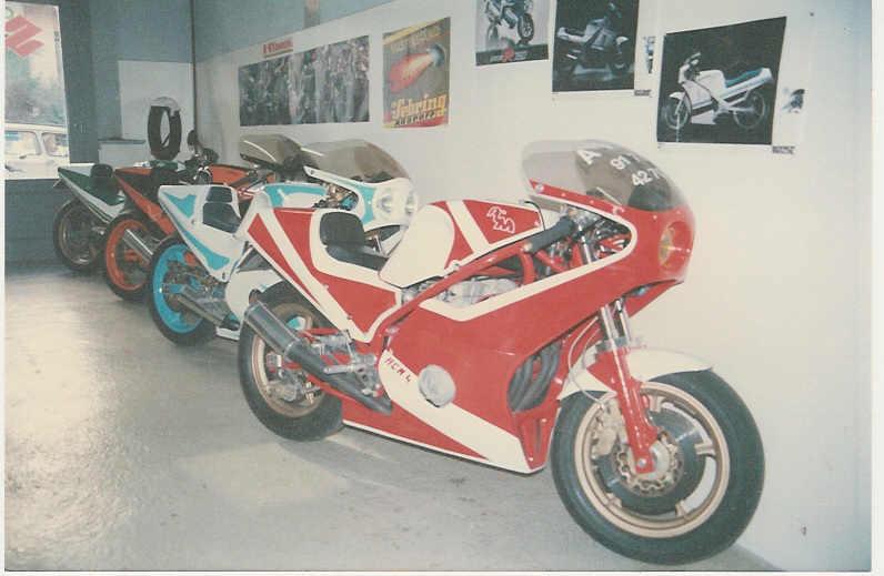 Forum des motos de courses spéciales et anciennes - Portail Cordie12