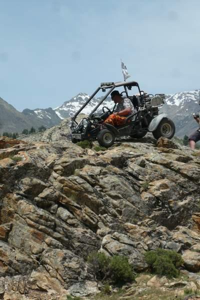 Le buggy trophy 2009 ; la Corse Troph128