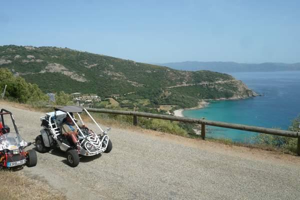 Le buggy trophy 2009 ; la Corse Troph132