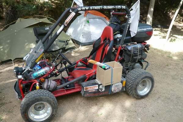 Le buggy trophy 2009 ; la Corse Troph139