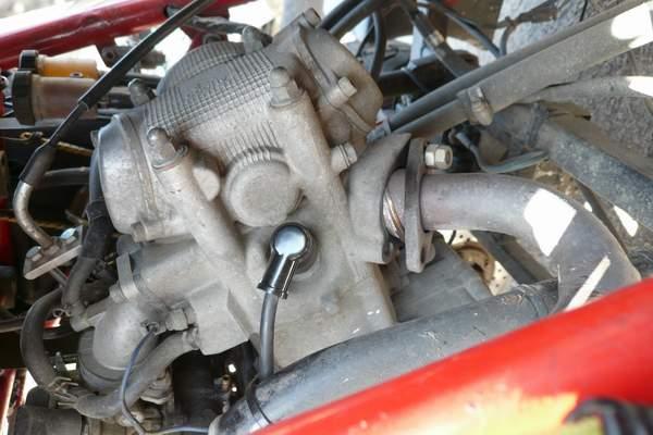 Le buggy trophy 2009 ; la Corse Troph165