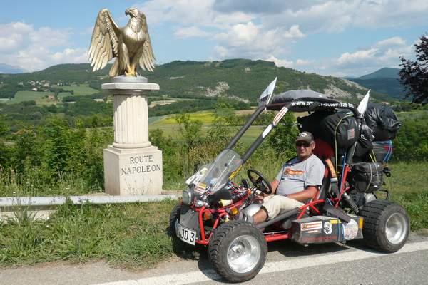 Le buggy trophy 2009 ; la Corse Troph281
