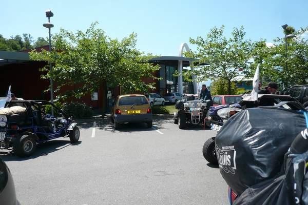 Le buggy trophy 2009 ; la Corse Troph287