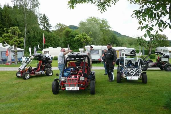 Le buggy trophy 2009 ; la Corse Trophy12