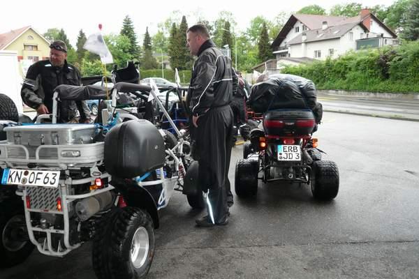 Le buggy trophy 2009 ; la Corse Trophy14