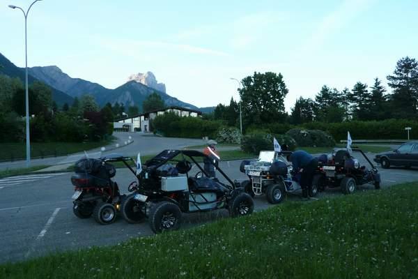 Le buggy trophy 2009 ; la Corse Trophy26