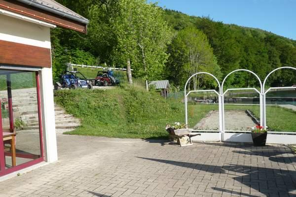 Le buggy trophy 2009 ; la Corse Trophy28