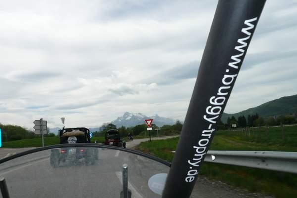 Le buggy trophy 2009 ; la Corse Trophy31