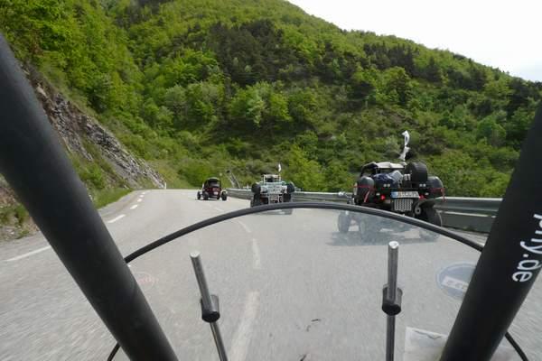 Le buggy trophy 2009 ; la Corse Trophy34