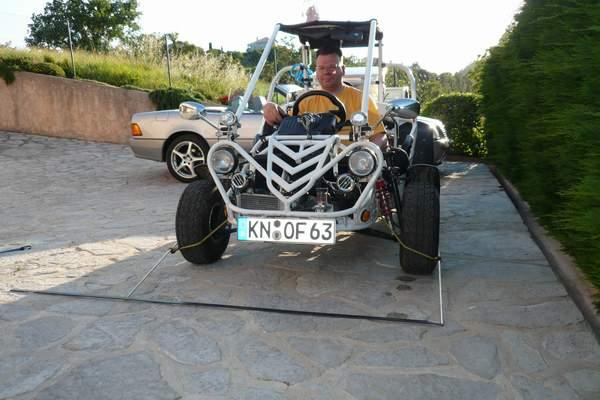 Le buggy trophy 2009 ; la Corse Trophy44