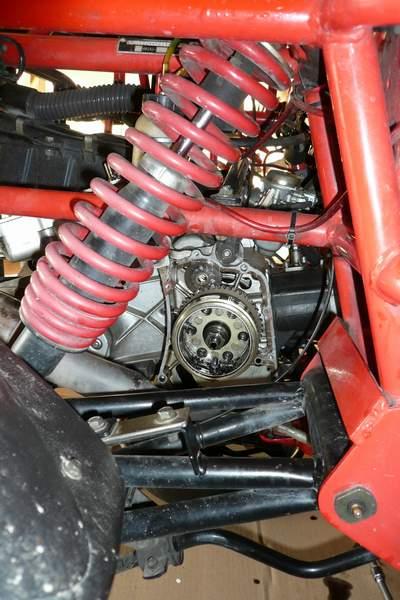 Le buggy trophy 2009 ; la Corse Trophy46