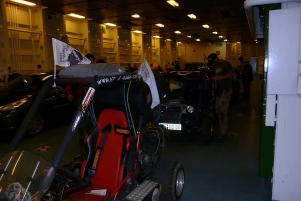Le buggy trophy 2009 ; la Corse Trophy58