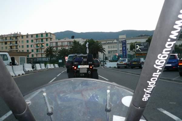 Le buggy trophy 2009 ; la Corse Trophy62
