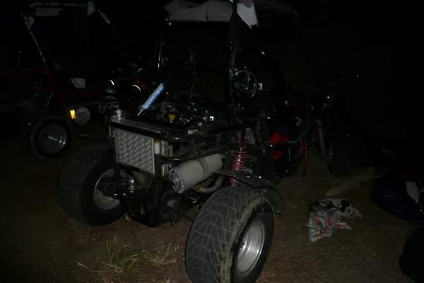 Le buggy trophy 2009 ; la Corse Trophy63