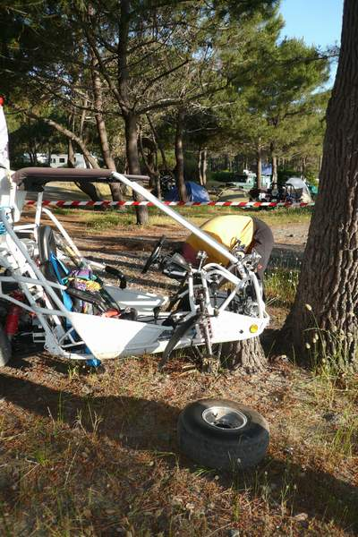 Le buggy trophy 2009 ; la Corse Trophy66